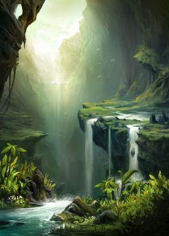fe5008595f73437e91eaeb974b360f0b--my-heart-waterfalls