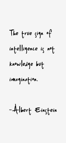 intelligencecreativity