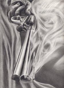 the_smoking_gun_by_chunopo-d3bmwfq