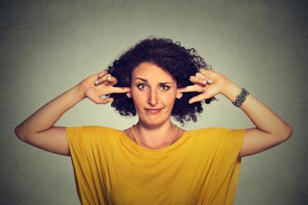 woman-not-listening